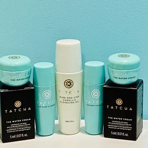 Tatcha Bundle - all items are new/unopened